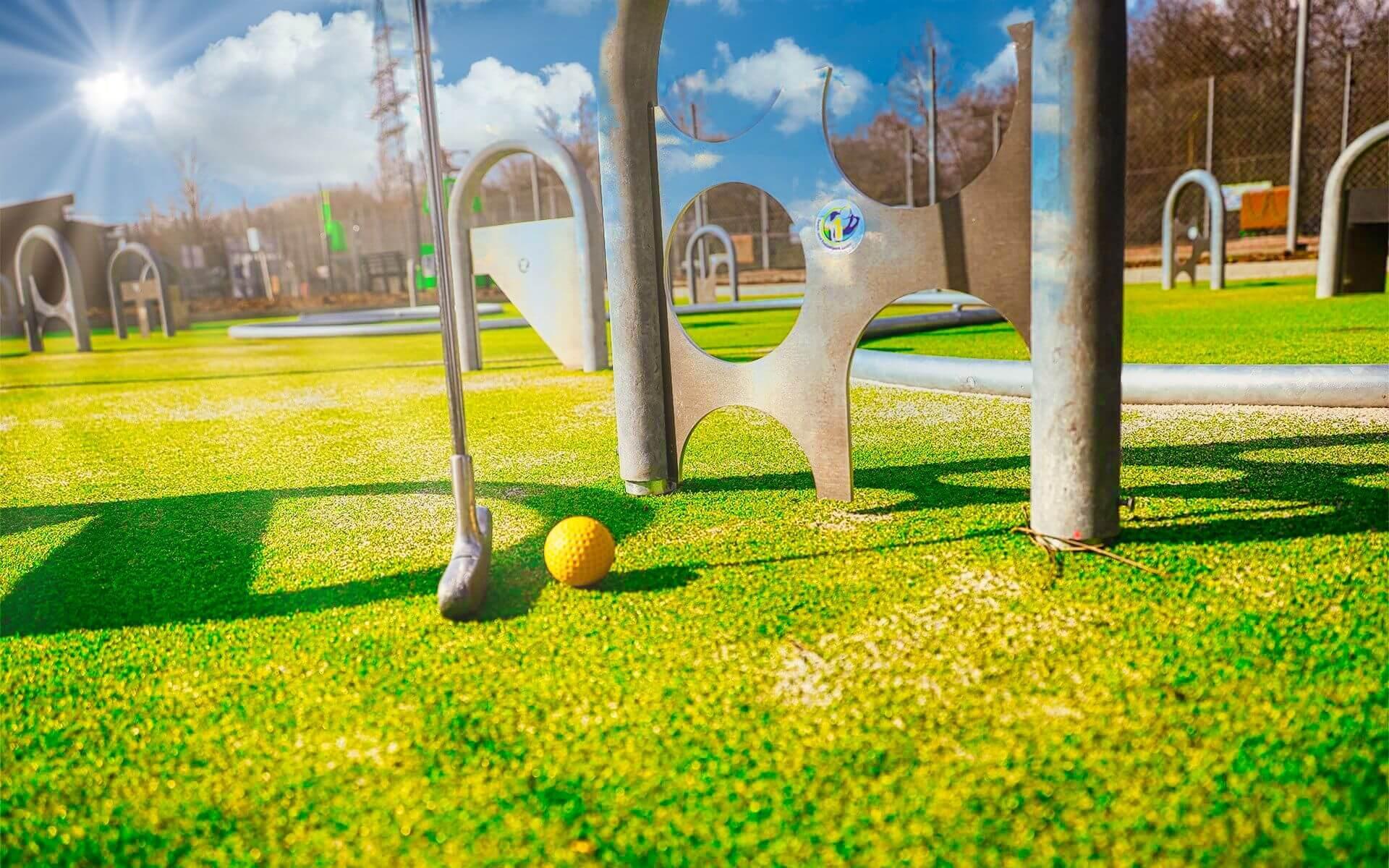 Golf-Crocket